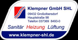 Klempner GmbH SHL Sanitär Heizung Lüftung