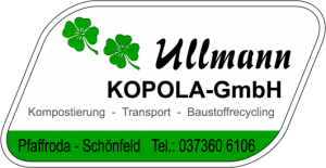 Ullmann KOPOLA GmbH Pfaffroda - Schönfeld