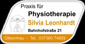 Physiotheraoie Silvia Leonhardt Olbernhau