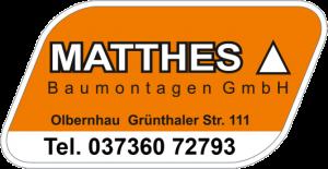 Matthes Baumontagen GmbH Olbernhau